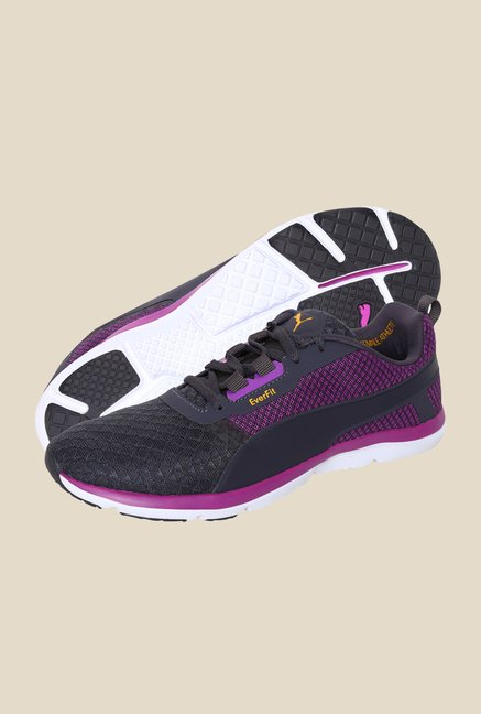 Puma Pulse Flex XT Core Wns Purple & Zinnia Training Shoes
