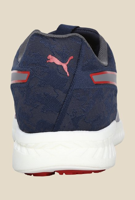 Puma Ignite STPD Red Bull Total Eclipse Navy Sneakers