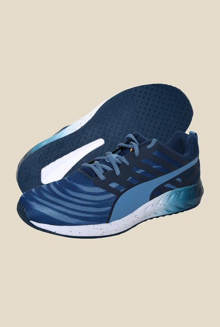 Puma Flare Graphic Teal Blue Heaven Running Shoes