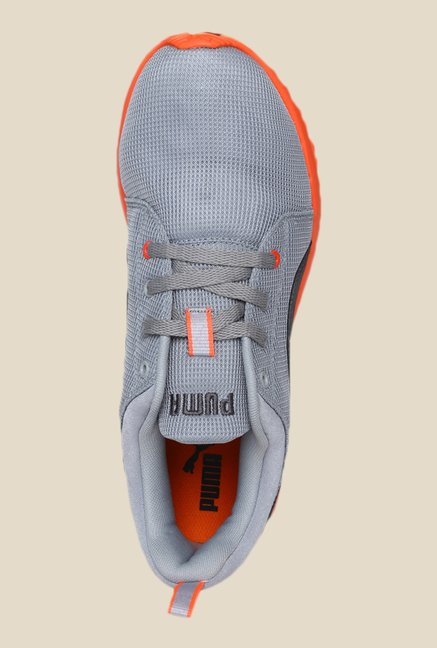 Puma Carson Runner DP Quarry & Asphalt Running Shoes