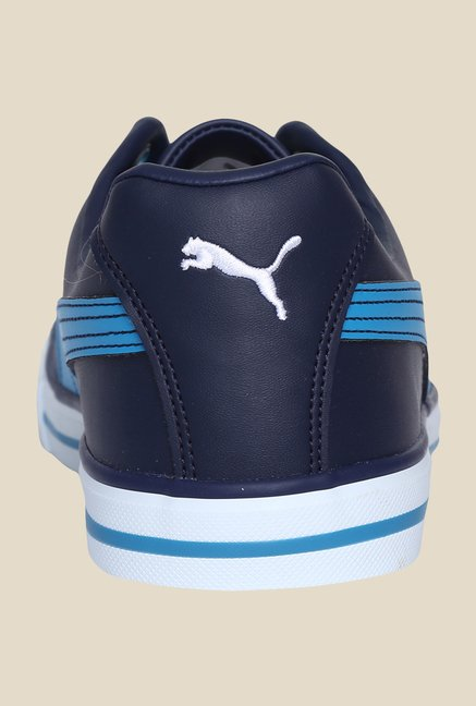 Puma Salz III DP Jewel Blue Wing Teal Sneakers