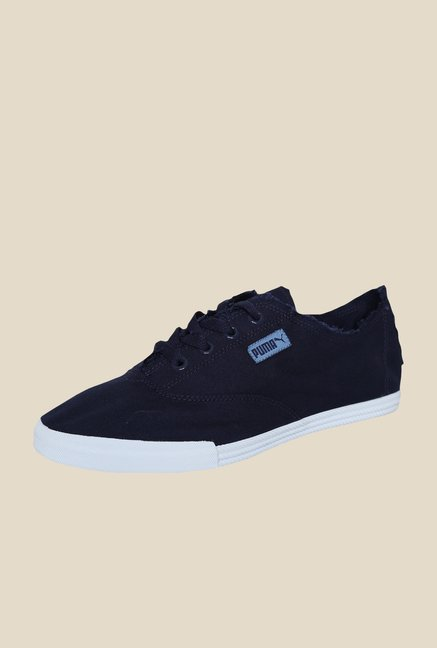 Puma Streetsala DP Peacoat Blue Heaven Sneakers