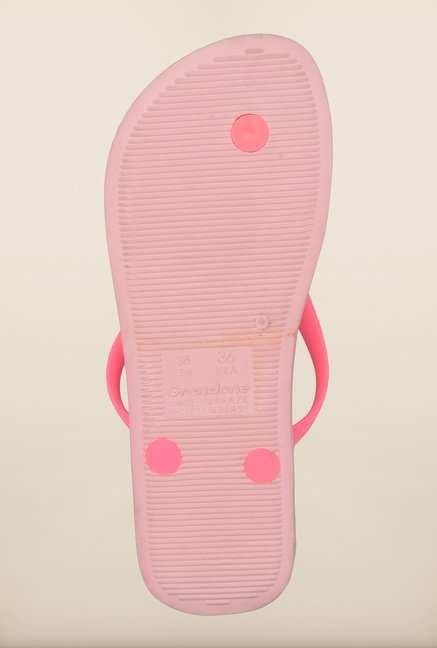 Ipanema Light Pink Flip Flops