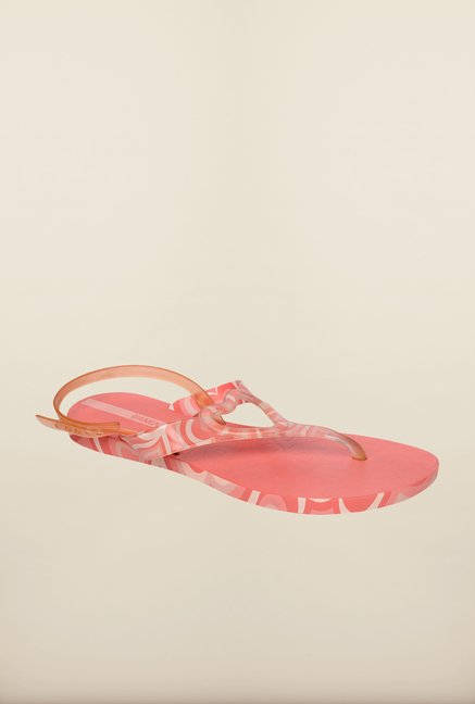 Ipanema Peach Back Strap Sandals