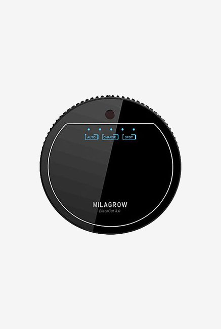 Milagrow Cat3.0 Robot Vacuum Cleaner (Black)