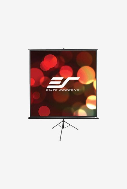 "Elite Screens T99NWS1 Tripod 99"" Projector Screen"