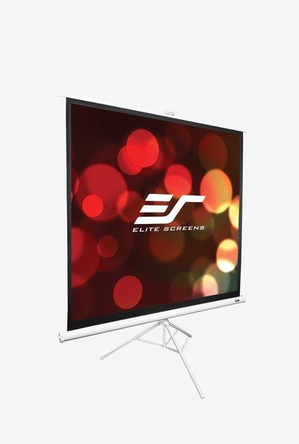 "Elite Screens Tripod Series T120NWV1 120"" Projector Screen"