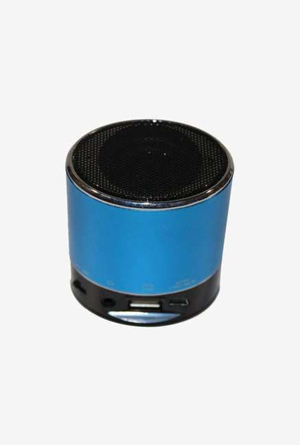 Certified Mini Portable Speaker (Blue)