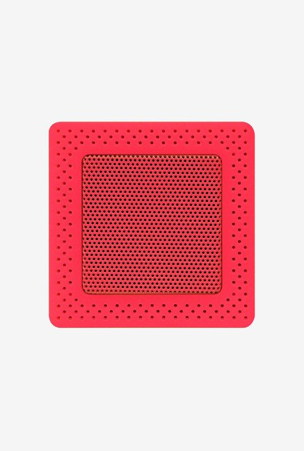Antec Sugar Cube Portable Bluetooth Speaker (Red)