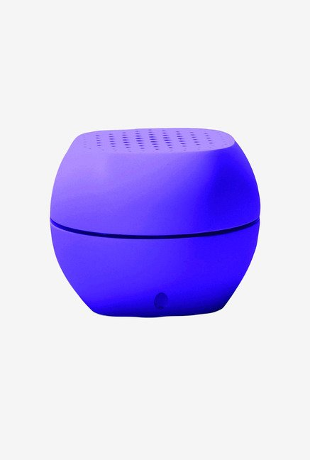 Coby Portable Bluetooth Stereo Speaker (Purple)