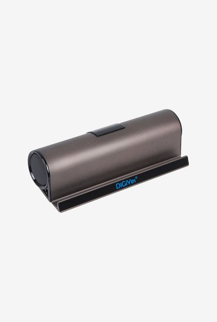 Digiyes 718PMPC Portable Bluetooth Speaker (Coffee)