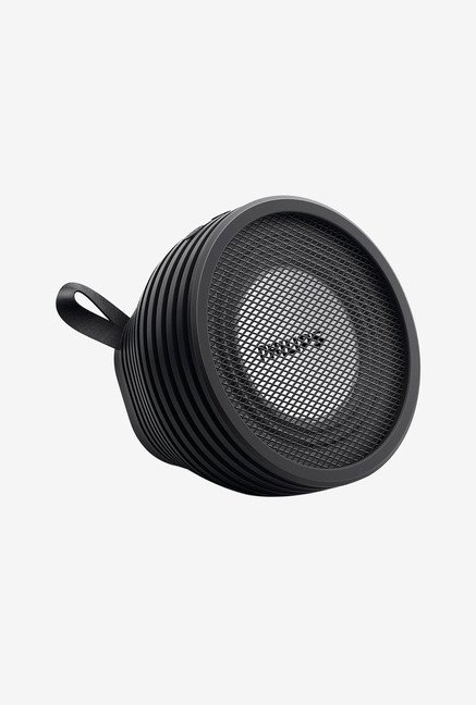 Philips SB2000B/37 Portable Bluetooth Speaker (Black)