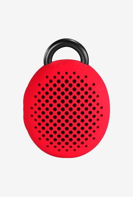 Divoom Bluetune Bean Bluetooth Speaker (Red)