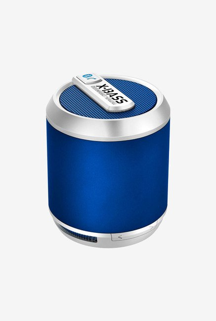 Divoom DV-SOLO-3 Bluetune Solo Bluetooth Speaker (Blue)