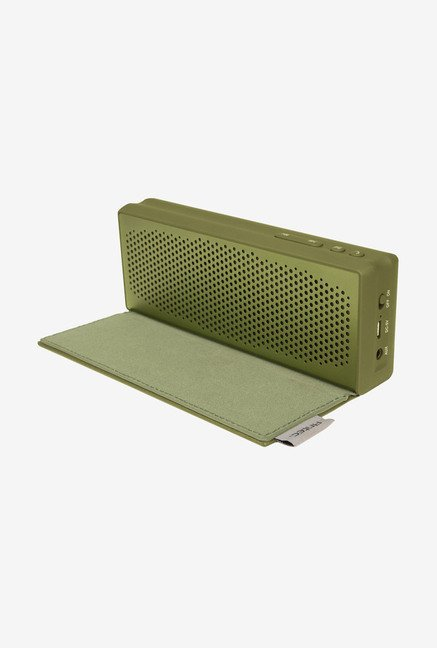 Antec Note Portable Bluetooth Stereo Speaker (Green)