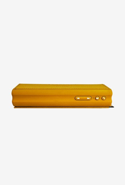 Antec Note Portable Bluetooth Stereo Speaker (Orange)
