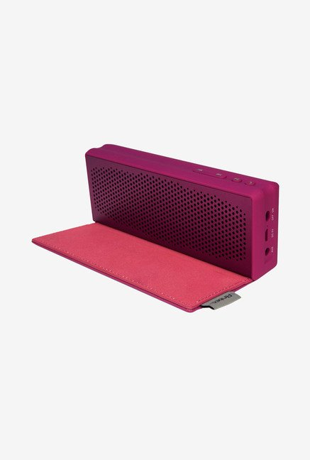 Antec Note Portable Bluetooth Stereo Speaker (Purple)