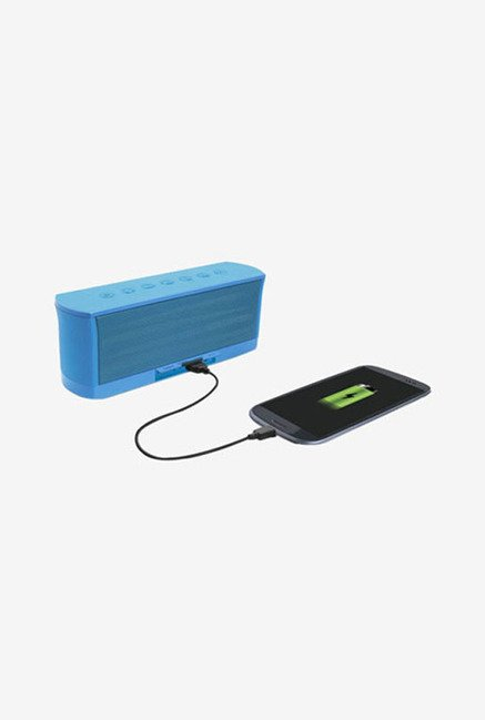 iLuv iSP233BLU Bluetooth Speaker (Blue)