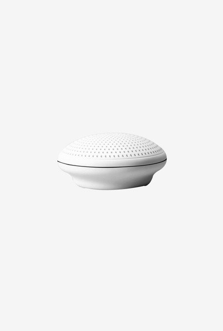 Coby CSBT-300-WHT Portable Bluetooth Disc Speaker (White)