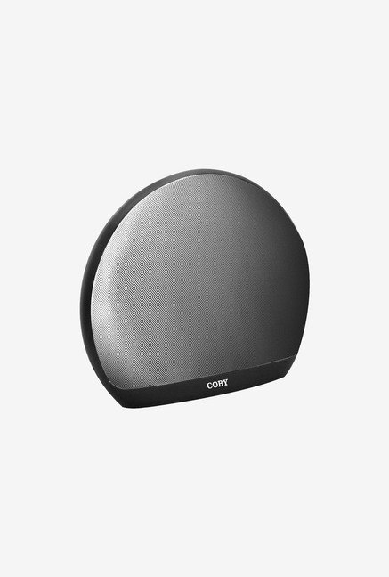 Coby CSBT-313-BLK Portable Bluetooth Speaker (Black)