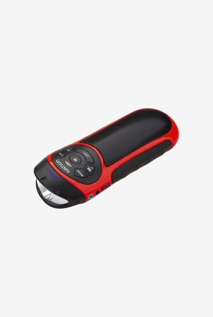 Ivation Bluetooth Speaker (Red)