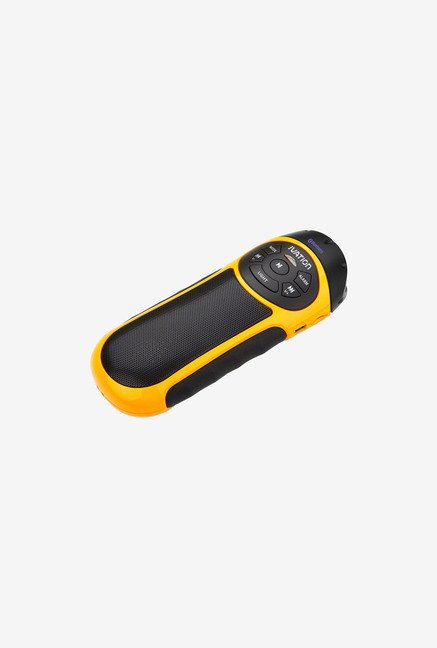 Ivation Bluetooth Speaker (Yellow)