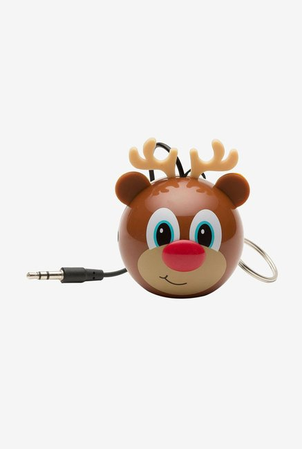 KitSound KSNMBRDR Mini Buddy Universal Speaker (Brown)