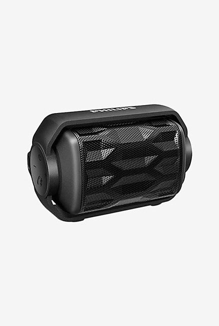 Philips BT2200B/27 Bluetooth Speaker (Black)