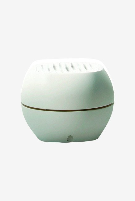 Coby Portable Bluetooth Stereo Speaker (White)