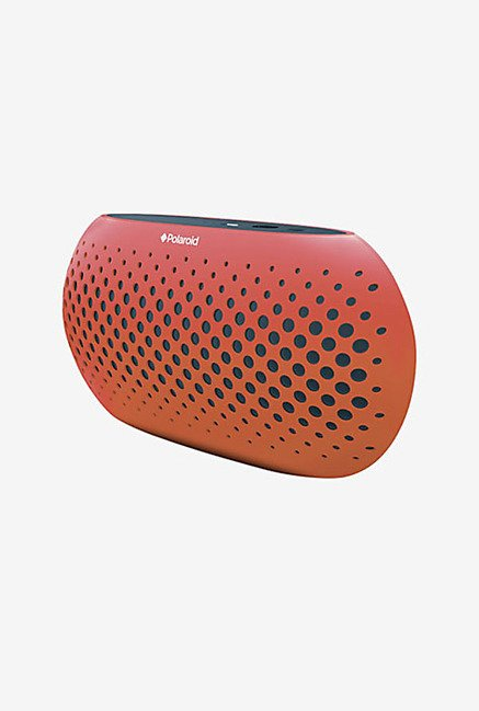 Polaroid PBT571OR Bluetooth Speaker (Orange)