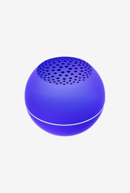 Polaroid Universal Bluetooth Wireless Mini Speaker (Purple)