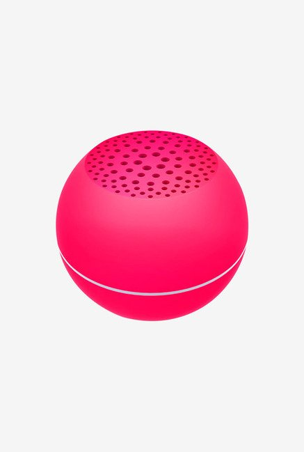 Polaroid Universal Bluetooth Wireless Mini Speaker (Red)