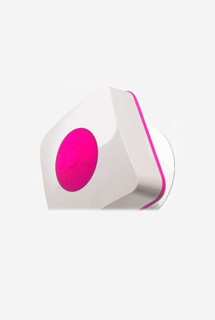 Urge Basics Aquacube Wireless Bluetooth Speaker (Pink)