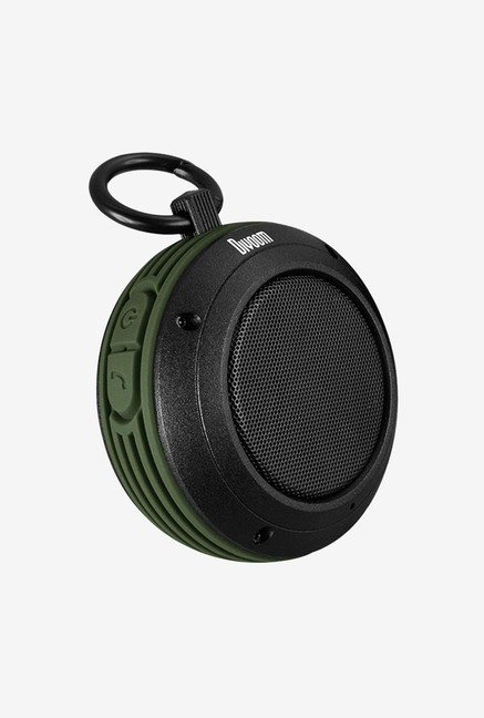 Divoom Voombox-Travel Bluetooth Speaker (Army Green)