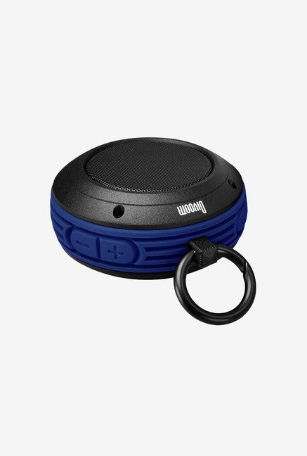 Divoom Voombox-Travel Bluetooth Speaker (Indigo Blue)