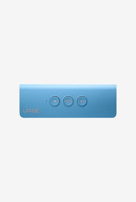 Urge Basics UG-SNDBRCKBLU Bluetooth Speaker (Blue)