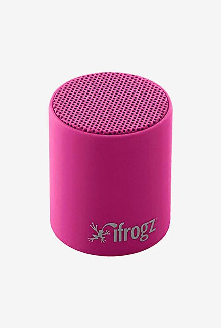 iFrogz IF-POP-STR Bluetooth Speaker (Strawberry)