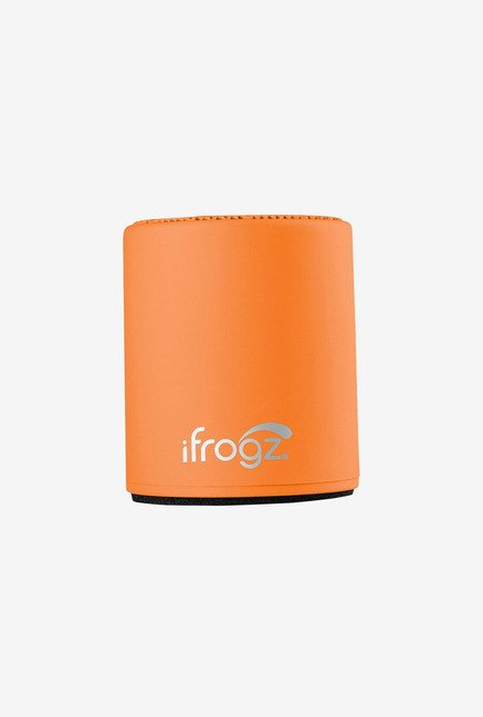 iFrogz IF-POP-ORGC Bluetooth Speaker (Orange Cream)