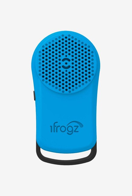 iFrogz IFTDPL-BL0 Bluetooth Speaker (Black/Blue)