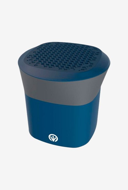 iFrogz IFTPBL-BL0 Bluetooth Speaker (Blue)