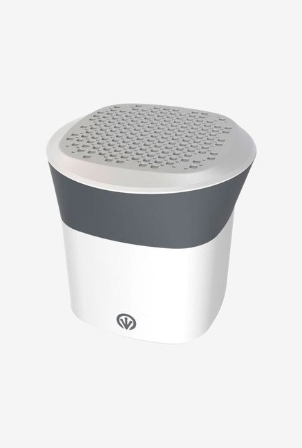iFrogz IFTPBL-WH0 Bluetooth Speaker (White)