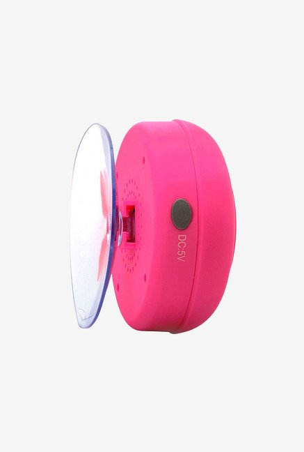 Aduro AS-WSP20-03 Bluetooth Speaker (Pink)
