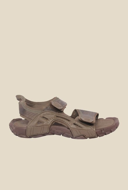 Rider Brown Floater Sandals