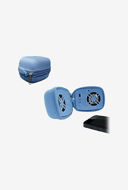 Urge Basics Wireless Zip-Up Travel Speaker (Blue)