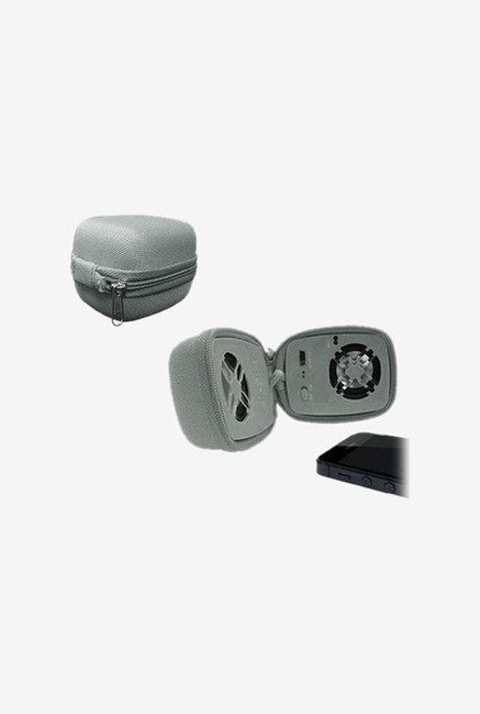 Urge Basics Wireless Zip-Up Travel Speaker (Grey)