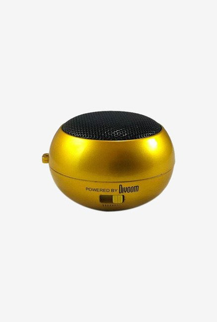 Divoom itour 20 Universal Bass Driven Speaker (Gold)