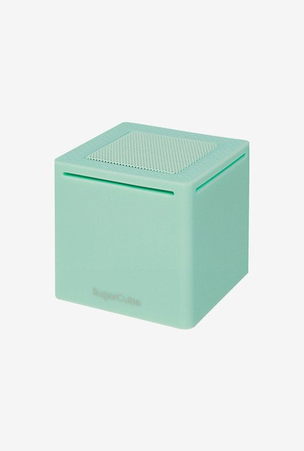 Antec Sugar Cube Portable Bluetooth Speaker (Mint)