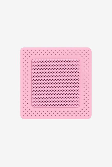 Antec Sugar Cube Portable Bluetooth Speaker (Pink)
