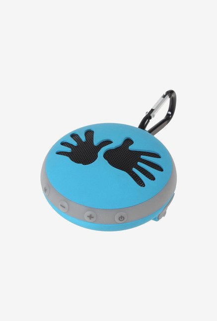 Digiyes KX-006 Bluetooth Shower Speaker (Blue)