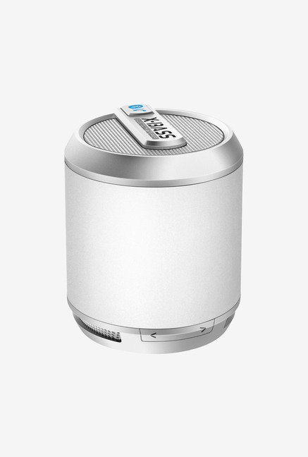 Divoom DV-SOLO-3 Bluetune Solo Bluetooth Speaker (White)